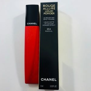 Chanel Rouge Allure Liquid Powder Lipstick Radical